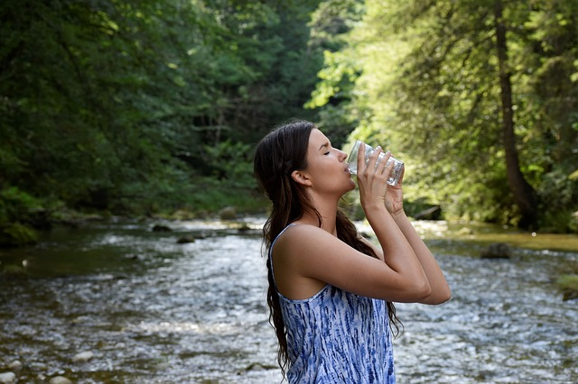 How Drinking Water is Good for Dental Health